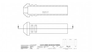 R001-005 Front barrel bushing1
