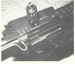 FG-42 rear sight first model