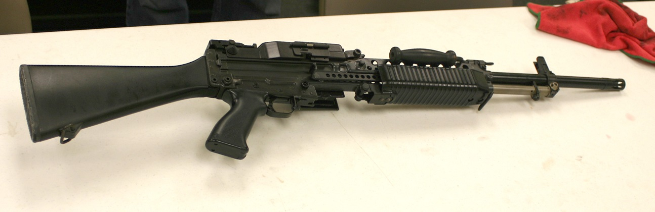 Stoner light machine gun gunlab img1193cs thecheapjerseys Choice Image