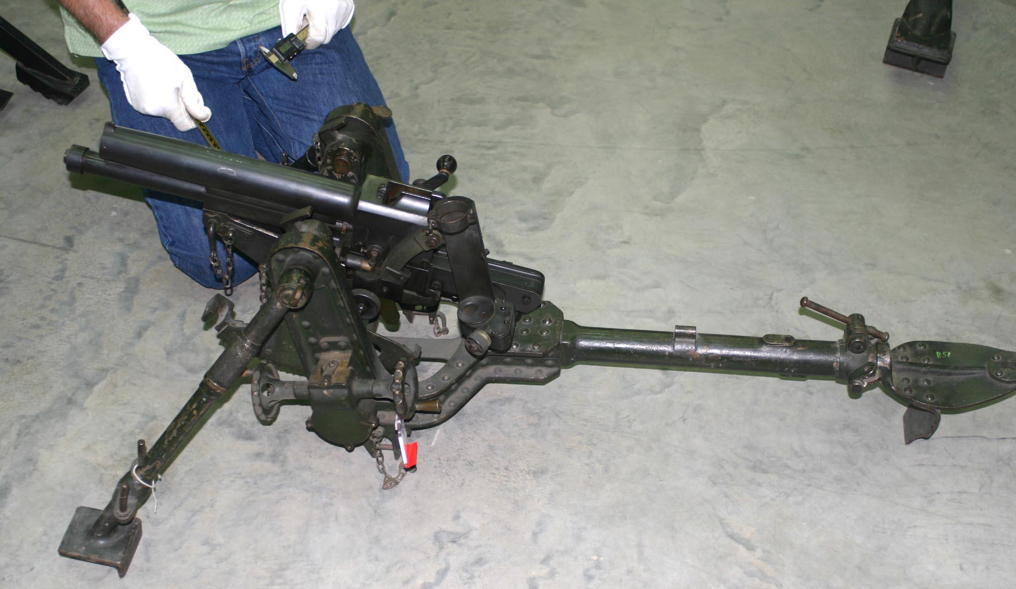 Austrian WW1 37mm | GunLab (KnownHost)