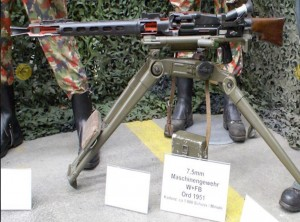 Using the MG-51 belt loader for the MG-34   GunLab (KnownHost)